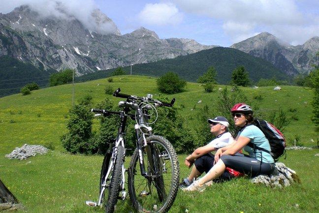 Central Bulgaria en bicicleta