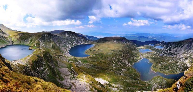 Bulgaria - Rila lakes