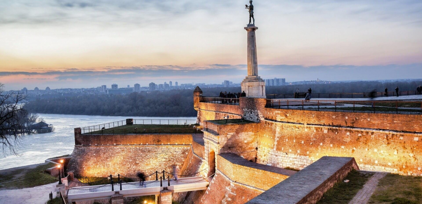 Bulgaria + Serbia