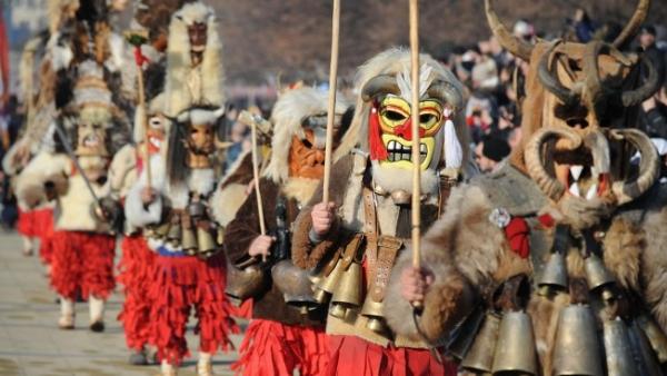 Surva Festival in Pernik