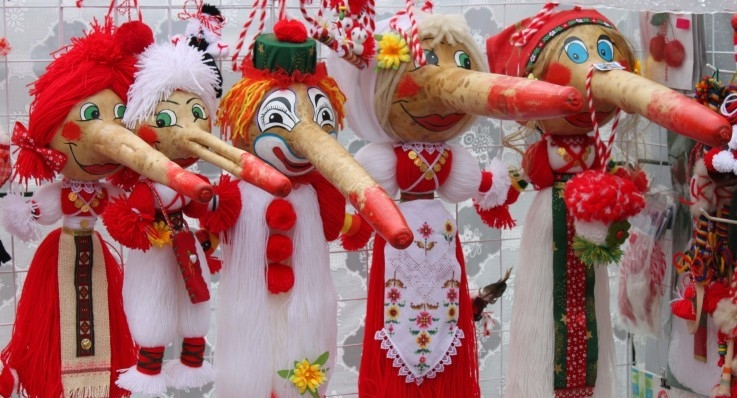 The Legend of the Bulgarian Martenitsa | Custom and Traditions