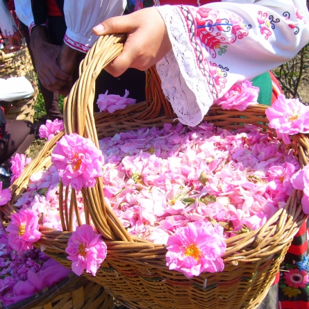 Rose Festival in Kazanlak, Bulgaria 2017