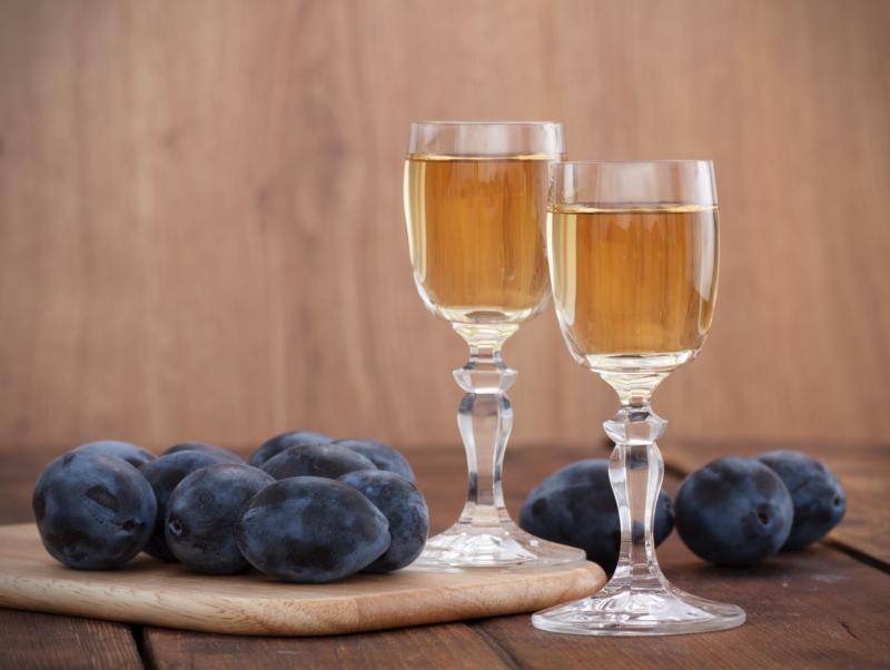 Rakia, la bebida de Bulgaria