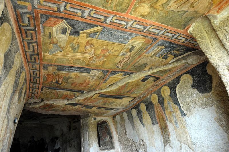 Iglesias rupestres de Ivanovo