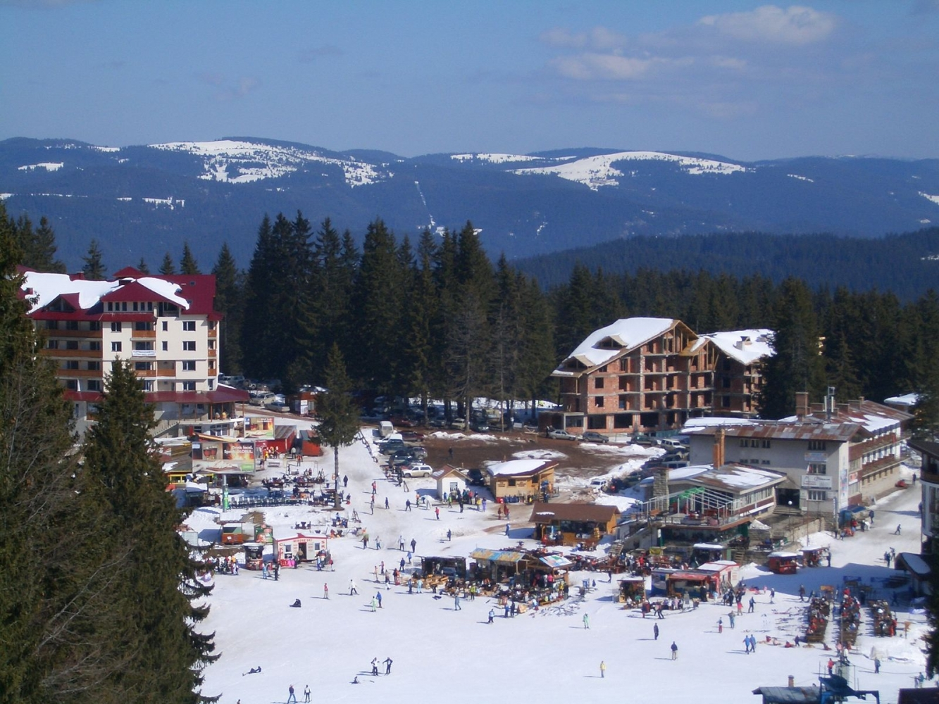 Bulgaria is officially opening the ski season today